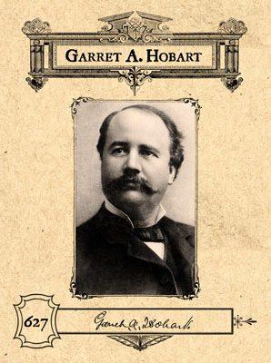 Garret A. Hobart