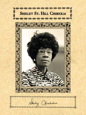 Shirley St. Hill Chisholm