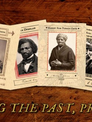 Historic African Americans – 18 Card Set
