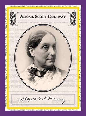"Abigail Scott Duniway ""Votes for Women"""