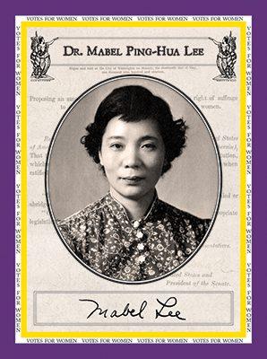 """Mabel Lee """"Votes for Women"""""""